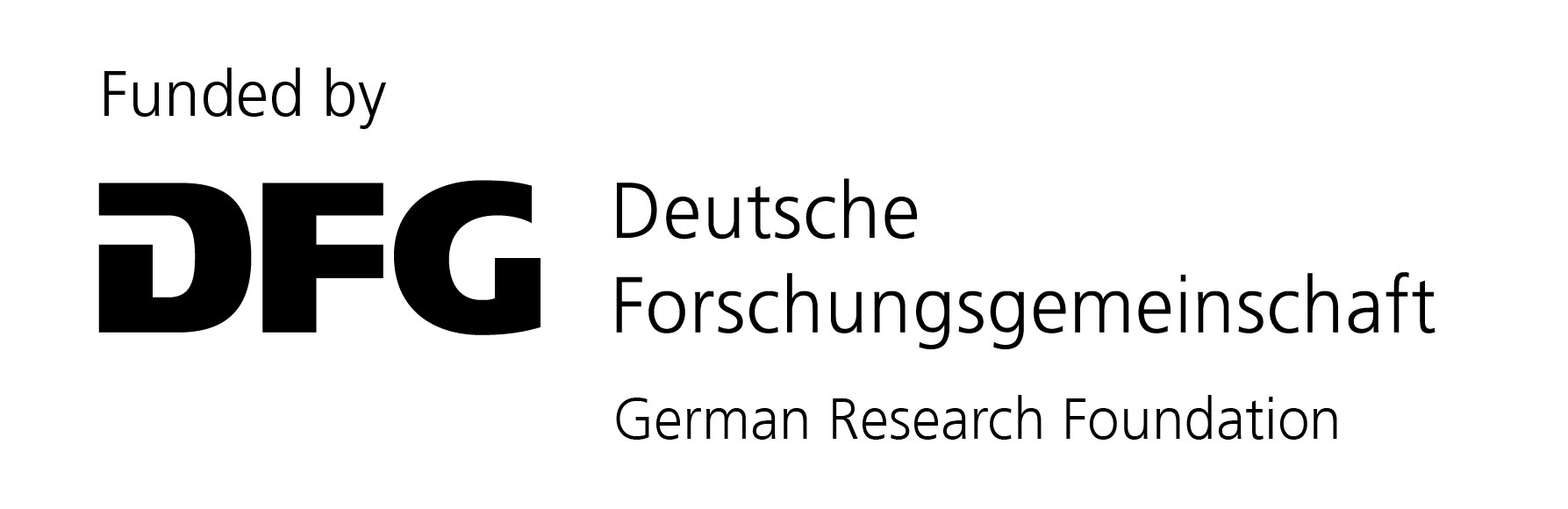 Funded by DFG German Research Foundation