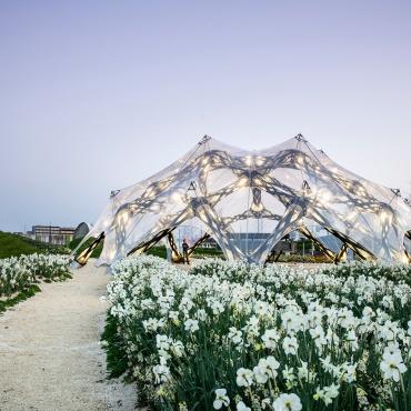 Buga Fibre Pavilion