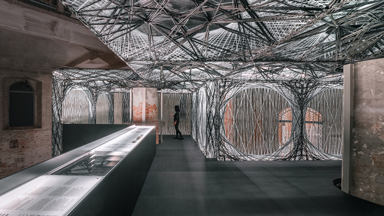 Maison Fibre – Biennale Architettura