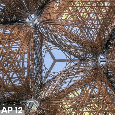 Associated Project 12 – Natural Fibre Structures