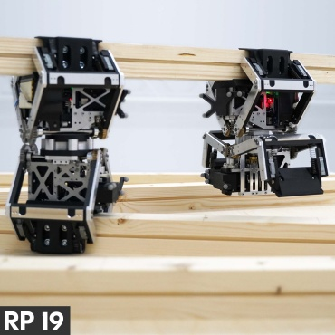 Research Project 19 - Robotic Kinematic System for Parallel Construction